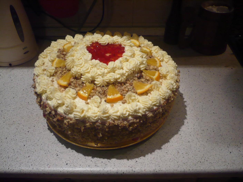 Как научится печь торты в домашних условиях 823